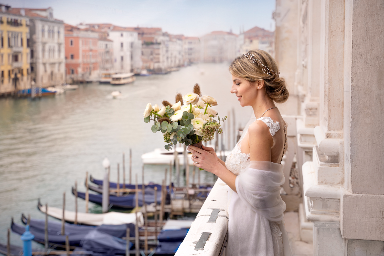 matrimonio elegante di lusso venezia canal grande